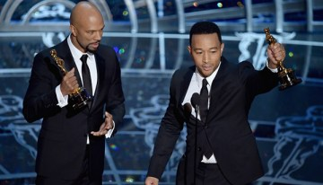 """Another Oscar for Hip-Hop; Common & John Legend's """"Glory"""" Wins [VIDEO]"""