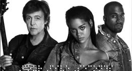 "Rihanna, Paul McCartney & Kanye West Set to Perform World Debut New Single, ""FOURFIVESECONDS"""
