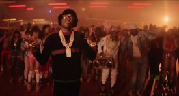 "Meek Mill's Roller Skate Game on 💯 in Video for ""Monster"" [VIDEO]"