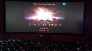 """Q&A with NASA representatives about the brand new movie """"The Martian"""""""