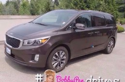 Driving the 2016 Kia Sedona EX [CAR REVIEW]