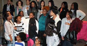 POWER Actress Naturi Naughton Leads Girls Inspire Anti-Bullying Campaign [RECAP]