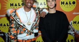 Nick Cannon Awards Justin Bieber First Ever Nickelodeon HALO Hall of Fame Award for Philanthropy [VIDEO]