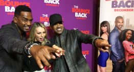 "Shemar Moore talks Challenging Hollywood, New Stories for People of Color with ""The Bounce Back"" Movie [VIDEO]"