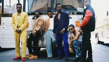 POISON: Watch BET's New Edition Movie Cast's Conference Room Concert [VIDEO]