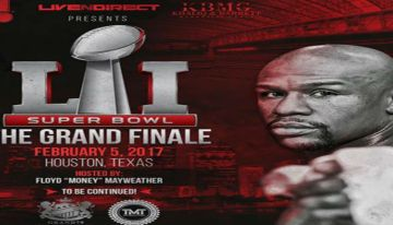 Floyd Mayweather Hosts The Grand Finale Super Bowl After Party [PHOTOS]