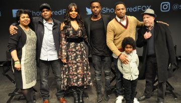 "TV REVIEW: New FOX TV Drama ""Shots Fired"" Tackles Racial Tension [PHOTOS]"