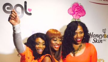 Yandy Smith & Nicci Gilbert Join Bershan Shaw for I Am A Warrior Empowerment Event Atlanta [PHOTOS]