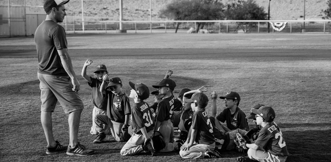 Parent support for young athletes