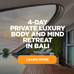 Bali body and mind retreat
