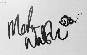 Mark Walsh signature