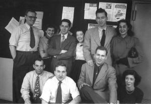 Burbank Staff