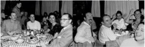 Banquet Attendees