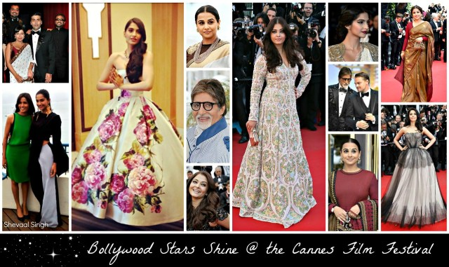 Bollywood Stars Shine
