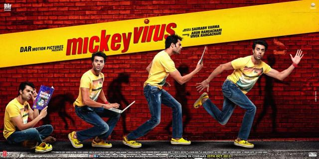Mickey Virus: Review- An unusually fun film worth watching!