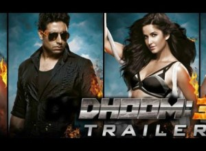 Dhoom 3 Theatrical Trailer Launch