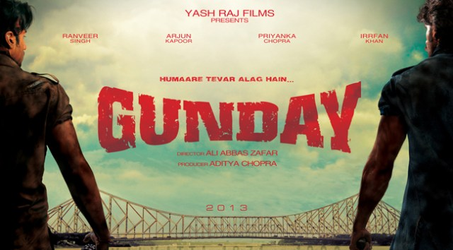 GUNDAY: Takes us back to Bengal in the 80's Valentine's Day 2014!