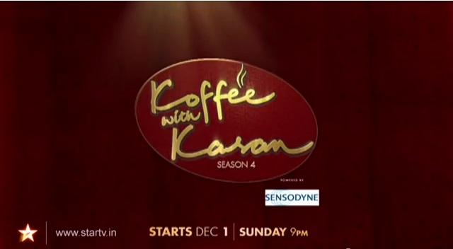 Koffee with Karan : A collection of season 4