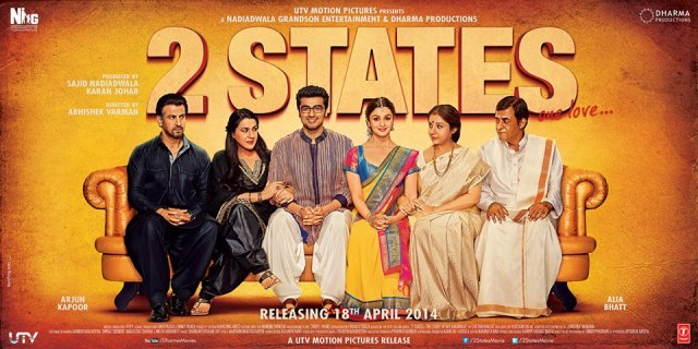 2 States : 'Locha E Ulfat'- Fun,quirky & cute