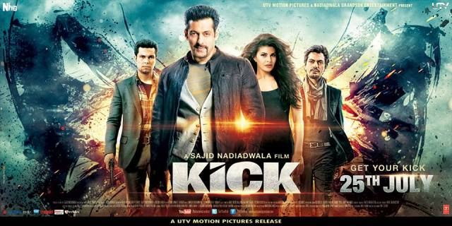 KICK Review : A Salman Khan entertainer with a touch of glamour & sophistication