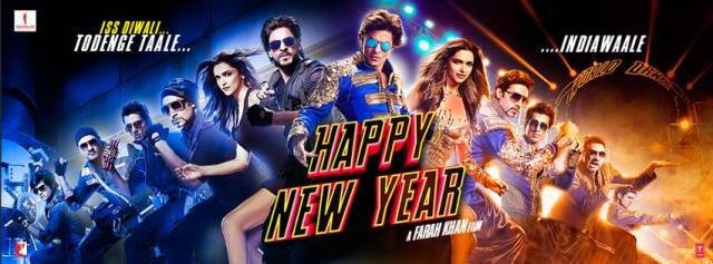 Happy New Year : A quintessential Bollywood entertainer