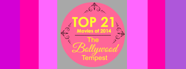 Top 21 Movies of 2014