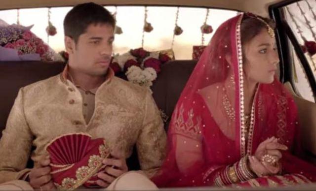 Alia Bhatt & Sidharth Malhotra tie the knot!