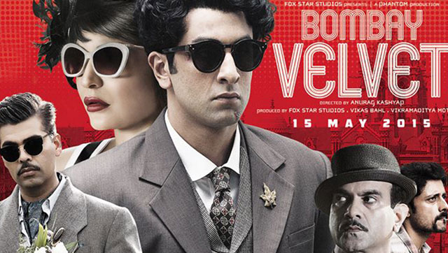 Bombay Velvet: An extravagant journey through the jazz era gone wrong!