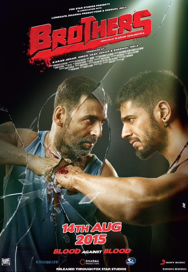 Brothers: Action Packed Saga of Two Brothers filled with high octane action and emotion