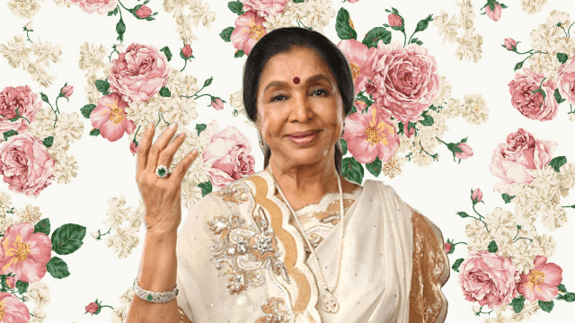 Asha Bhosle set to captivate South African fans
