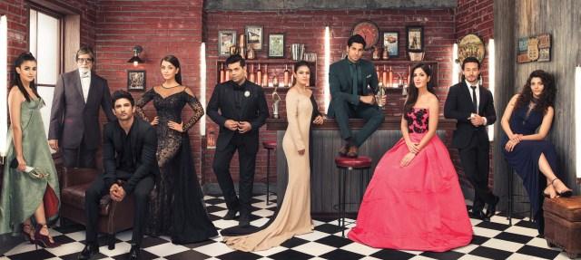 Filmfare Style & Glamour Awards 2016   Winners & Photo-call