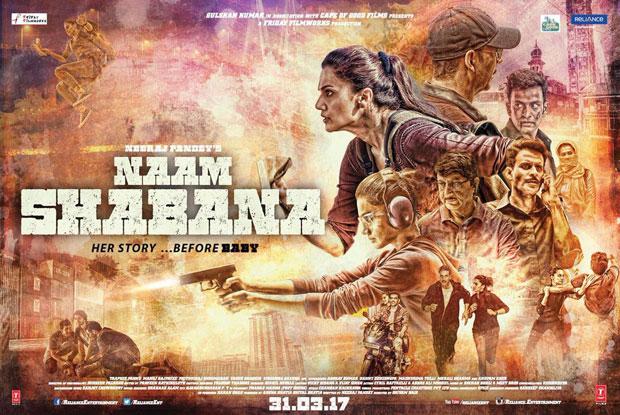 Naam Shabana Review