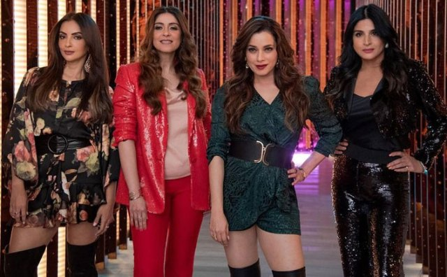 The Fabulous Lives of Bollywood Wives Review
