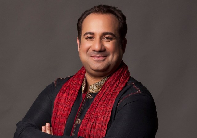 Celebrate this Valentines Day with Rahat Fateh Ali Khan!