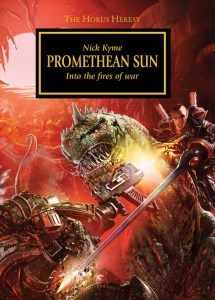 Promethean Sun, by Nick Kyme