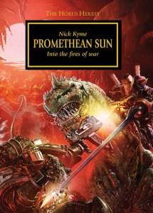 Promethean Sun, by Nick Kyme