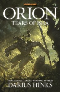 Orion: Tears of Isha, by Darius Hinks