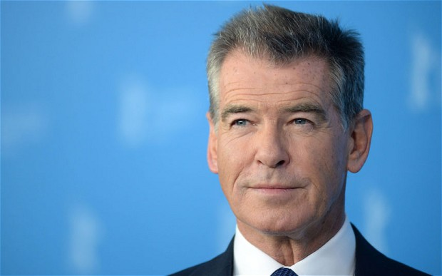 "Brosnan: ""I was never good enough as Bond"""