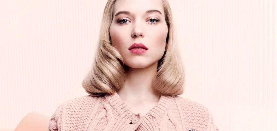 Léa Seydoux graces UK Vogue November issue