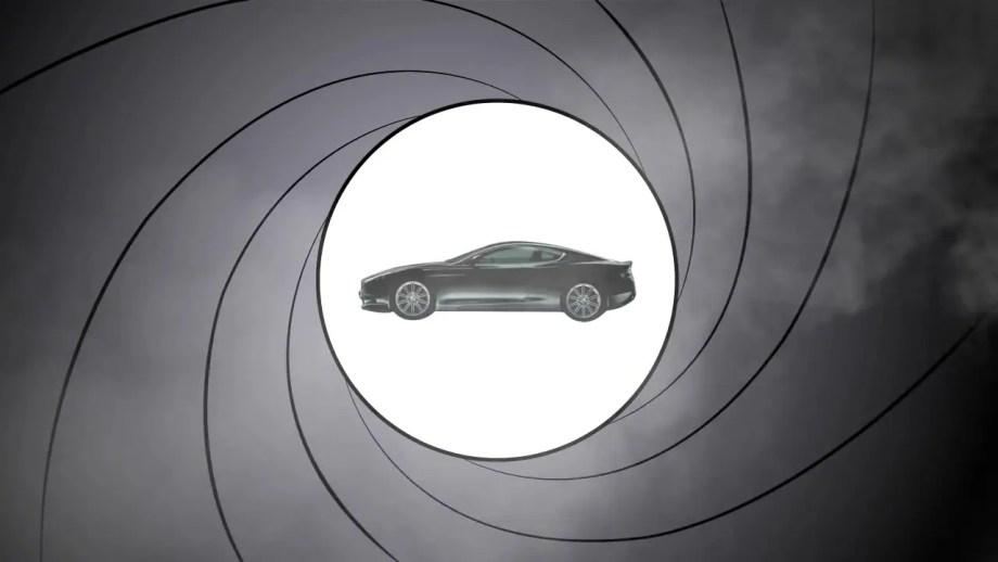 The evolution of James Bond's car