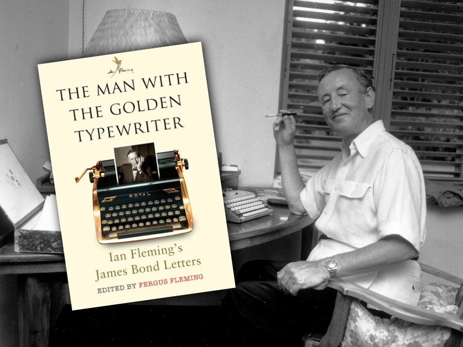Book Review: The Man with the Golden Typewriter