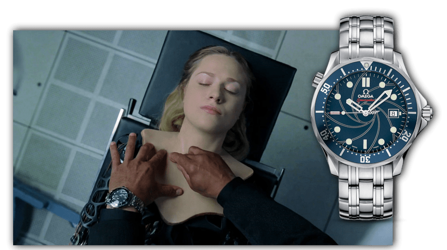 "OMEGA Seamaster 007 Limited Edition as seen in ""Westworld"""