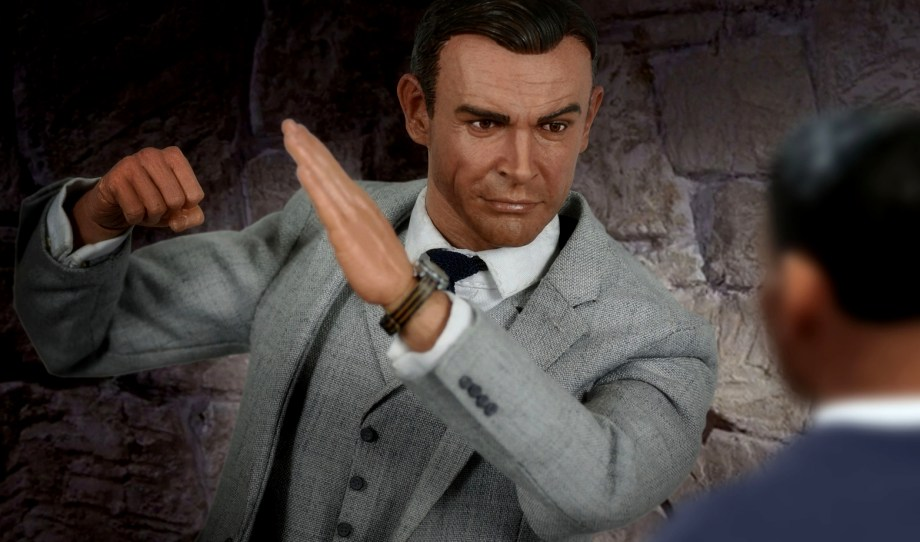 Goldfinger Sixth Scale Figures available to pre-order