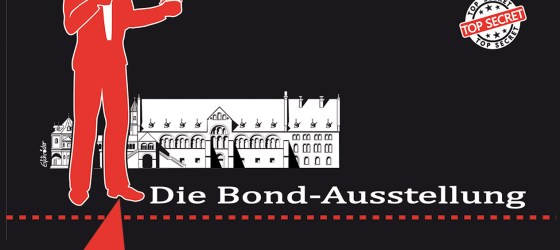 James Bond sendet Liebesgrüße aus Goslar