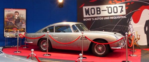 WOB-007 Autoausstellung eröffnet in Wolfsburg