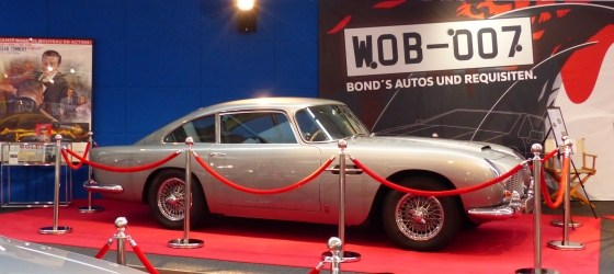 007 Car Exhibition opens in Wolfsburg, Germany