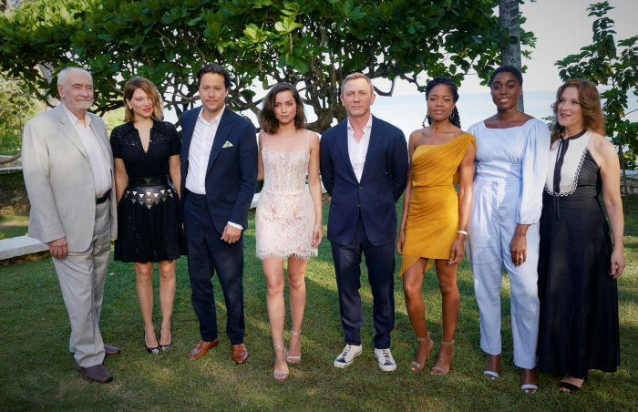 Bond 25 officially launched in Jamaica