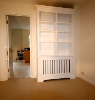 Bookcase Cabinet Radiator Cabinets