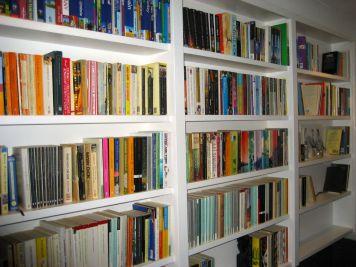 contemporary bookcase london