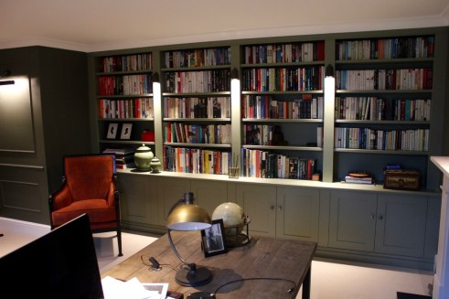 Home Office Bookcase in Surrey